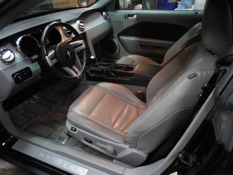 2008 Ford Mustang V6 Premium 2dr Coupe - Hudson NY