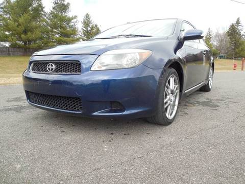 2006 Scion tC for sale at Action Automotive Service LLC in Hudson NY