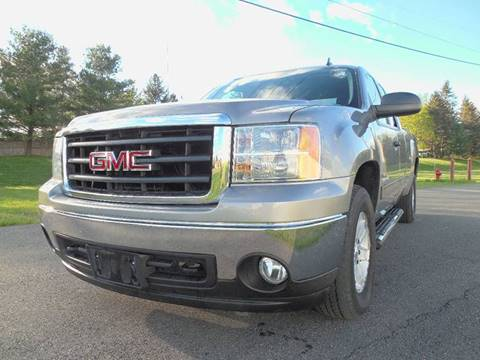 2008 GMC Sierra 1500 for sale at Action Automotive Service LLC in Hudson NY