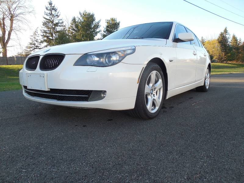 2008 BMW 5 Series AWD 535xi 4dr Sedan - Hudson NY