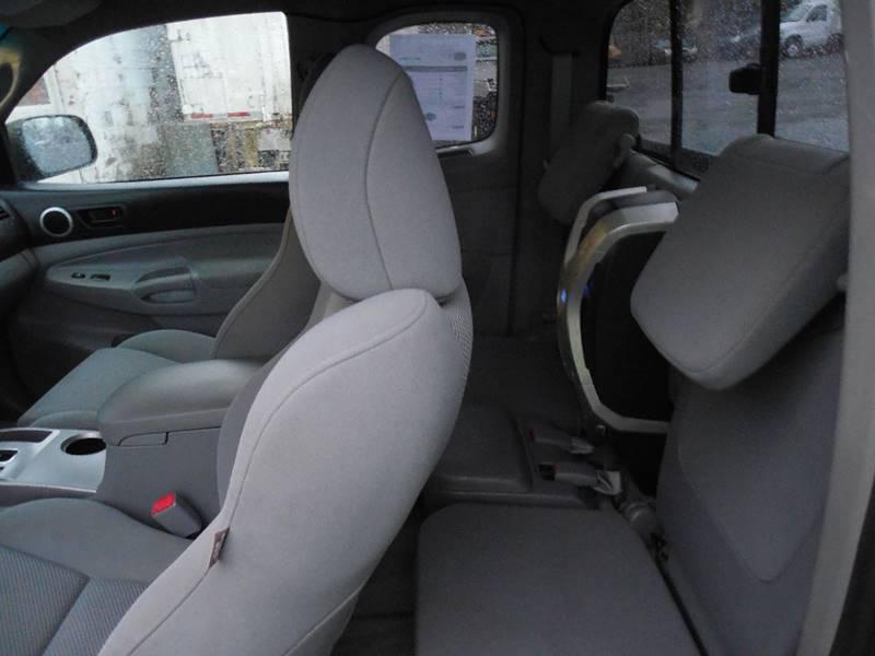2009 Toyota Tacoma 4x4 V6 4dr Access Cab 6.1 ft. SB 5A - Hudson NY