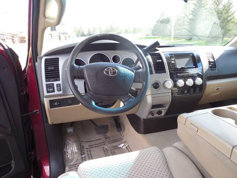 2008 Toyota Tundra 4x4 SR5 4dr Double Cab SB (5.7L V8) - Hudson NY