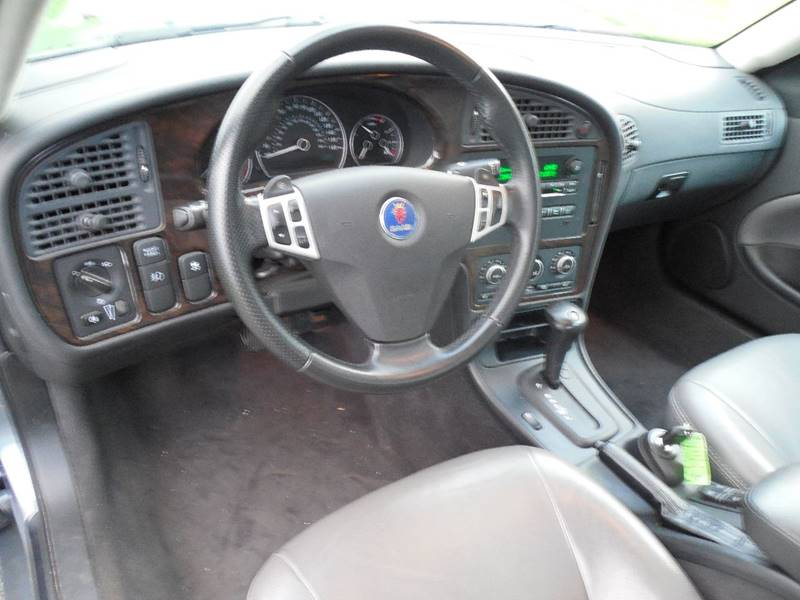 2007 Saab 9-5