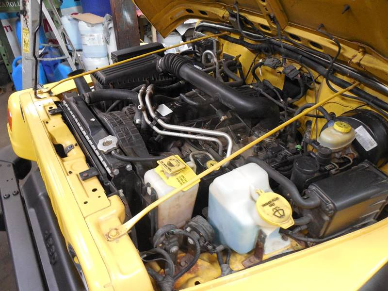 2001 Jeep Wrangler Sport 4WD 2dr SUV - Hudson NY