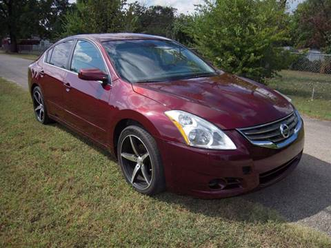 2011 Nissan Altima for sale in Irving, TX