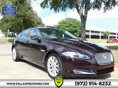 2013 Jaguar XF for sale in Carrollton, TX