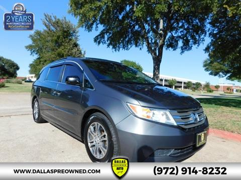 2013 Honda Odyssey for sale in Carrollton, TX
