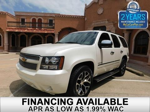 2011 Chevrolet Tahoe for sale in Carrollton, TX