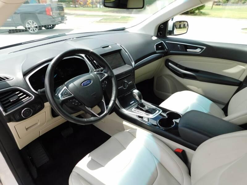 2015 Ford Edge Titanium 4dr Crossover - Carrollton TX