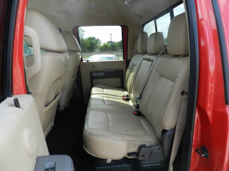 2011 Ford F-350 Super Duty 4WD Crew Cab 156 Lariat - Carrollton TX