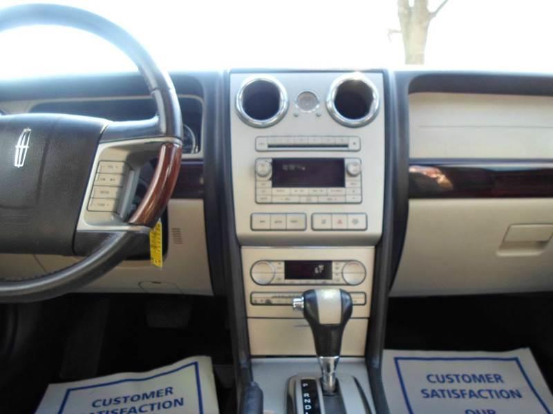 2006 Lincoln Zephyr 4dr Sedan - Lansdowne PA
