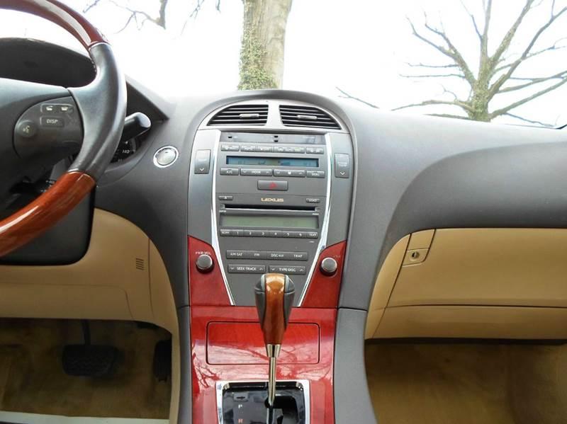 2007 Lexus ES 350 4dr Sedan - Lansdowne PA