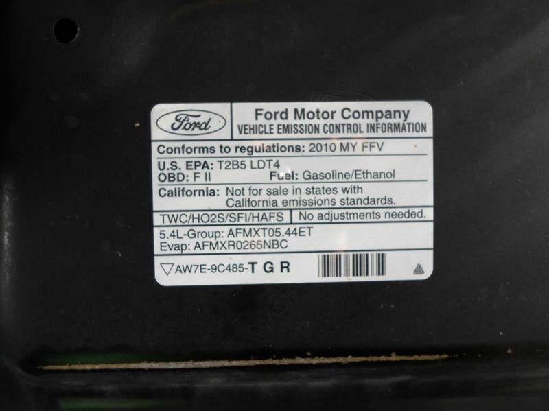 2010 Ford F-150 4x2 Lariat 4dr SuperCrew Styleside 5.5 ft. SB - Lansdowne PA