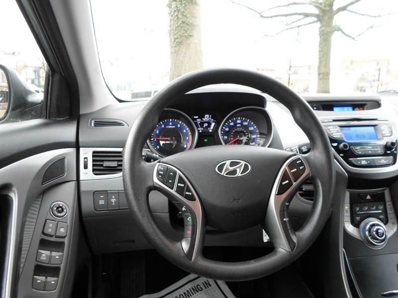 2013 Hyundai Elantra GLS 4dr Sedan - Lansdowne PA
