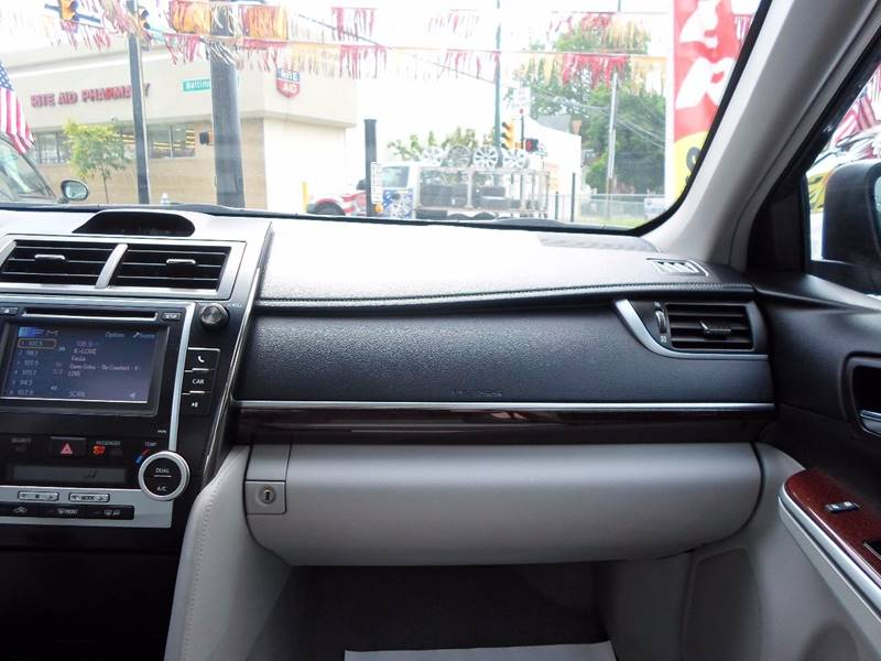 2014 Toyota Camry XLE 4dr Sedan - Lansdowne PA