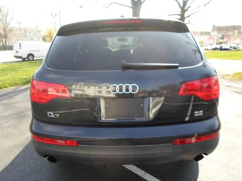 2007 Audi Q7 AWD 3.6 Premium quattro 4dr SUV - Lansdowne PA