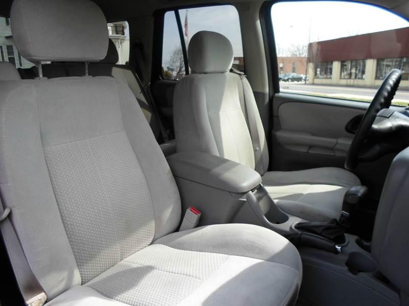 2007 Chevrolet TrailBlazer LS 4dr SUV 4WD - Lansdowne PA