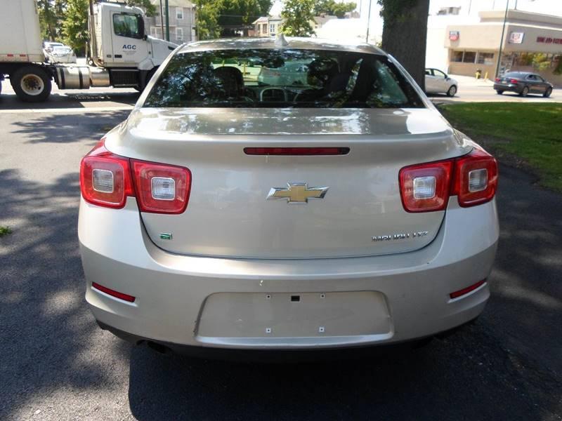 2015 Chevrolet Malibu LTZ 4dr Sedan w/1LZ - Lansdowne PA