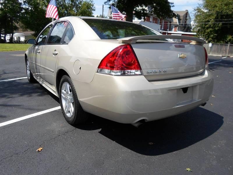 2012 Chevrolet Impala LT Fleet 4dr Sedan - Lansdowne PA
