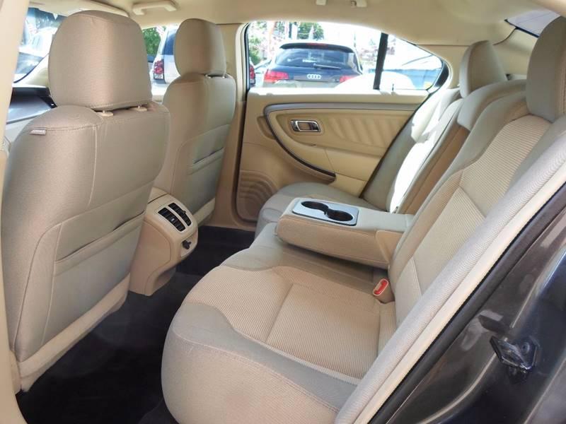2015 Ford Taurus AWD SEL 4dr Sedan - Lansdowne PA
