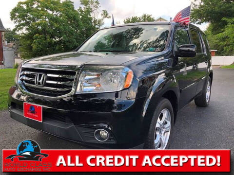 2015 Honda Pilot for sale at World Class Auto Exchange in Lansdowne PA