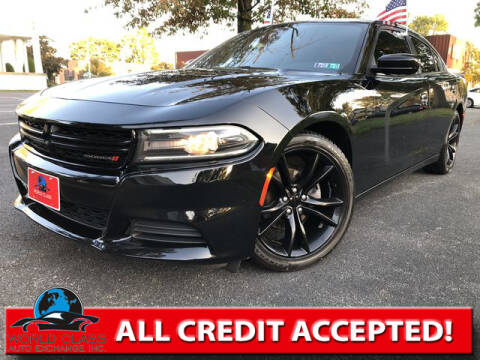 2016 Dodge Charger for sale at World Class Auto Exchange in Lansdowne PA