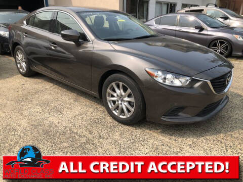2017 Mazda MAZDA6 for sale at World Class Auto Exchange in Lansdowne PA