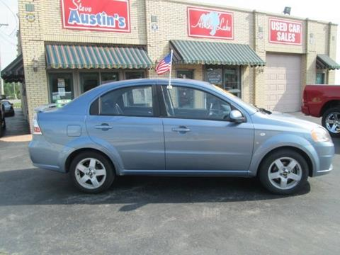 2007 Chevrolet Aveo for sale in Lakeview, OH