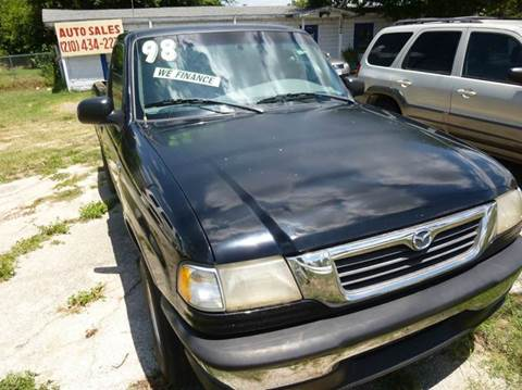 1998 Mazda B-Series Pickup for sale in San Antonio TX