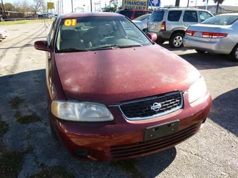 2001 Nissan Sentra for sale in San Antonio, TX