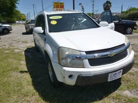 2006 Chevrolet Equinox for sale in San Antonio TX