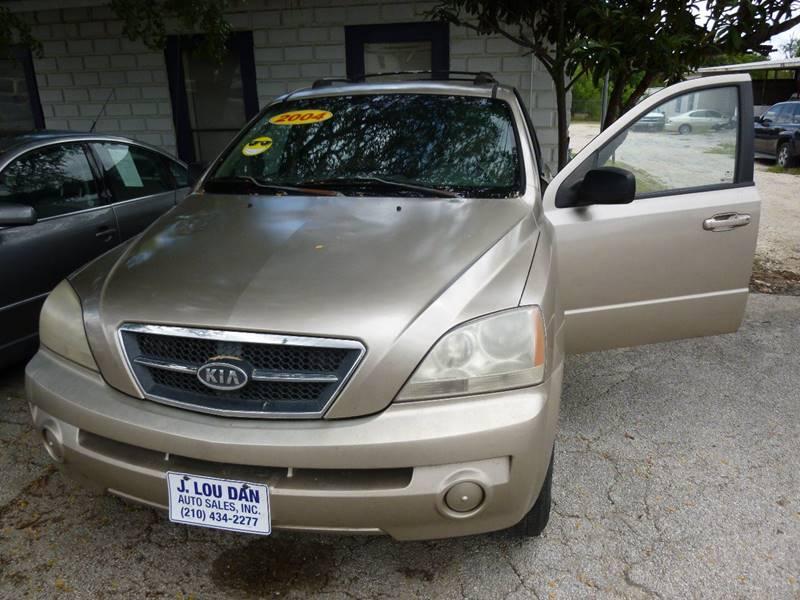 2004 Kia Sorento LX 4dr SUV   San Antonio TX