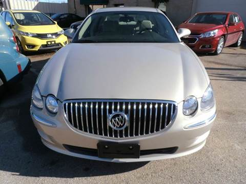 2008 Buick LaCrosse for sale at A-Auto Luxury Motorsports in Milwaukee WI