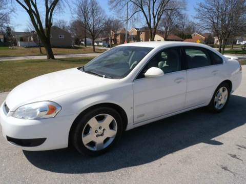 2006 Chevrolet Impala for sale at A-Auto Luxury Motorsports in Milwaukee WI