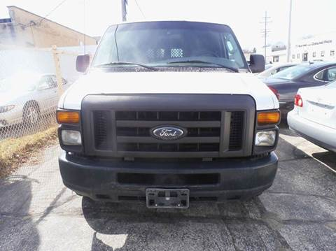 2008 Ford E-Series Cargo for sale at A-Auto Luxury Motorsports in Milwaukee WI