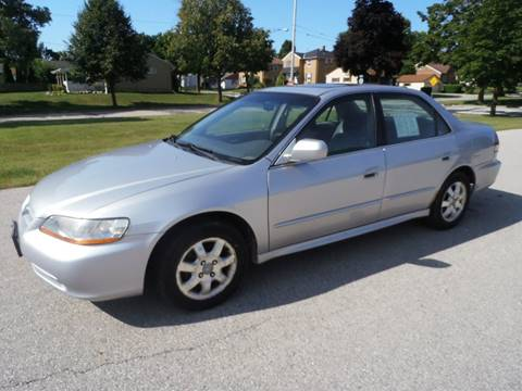 2002 Honda Accord for sale in Milwaukee, WI