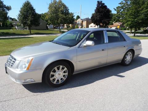 2008 Cadillac DTS for sale at A-Auto Luxury Motorsports in Milwaukee WI