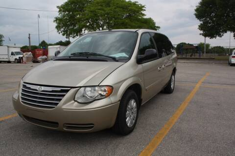 2005 Chrysler Town and Country for sale at A-Auto Luxury Motorsports in Milwaukee WI