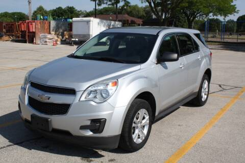 2015 Chevrolet Equinox for sale at A-Auto Luxury Motorsports in Milwaukee WI