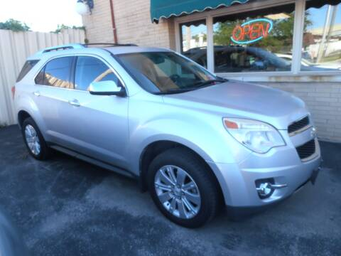 2010 Chevrolet Equinox for sale at A-Auto Luxury Motorsports in Milwaukee WI