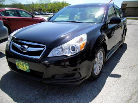 2011 Subaru Legacy for sale in West Rutland, VT
