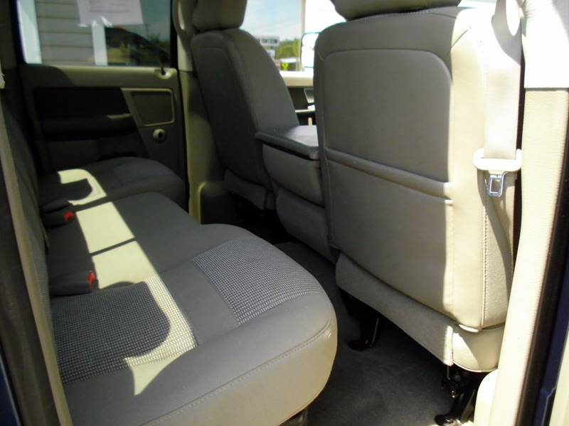 2008 Dodge Ram Pickup 2500 for sale at BAILEY MOTORS INC in West Rutland VT