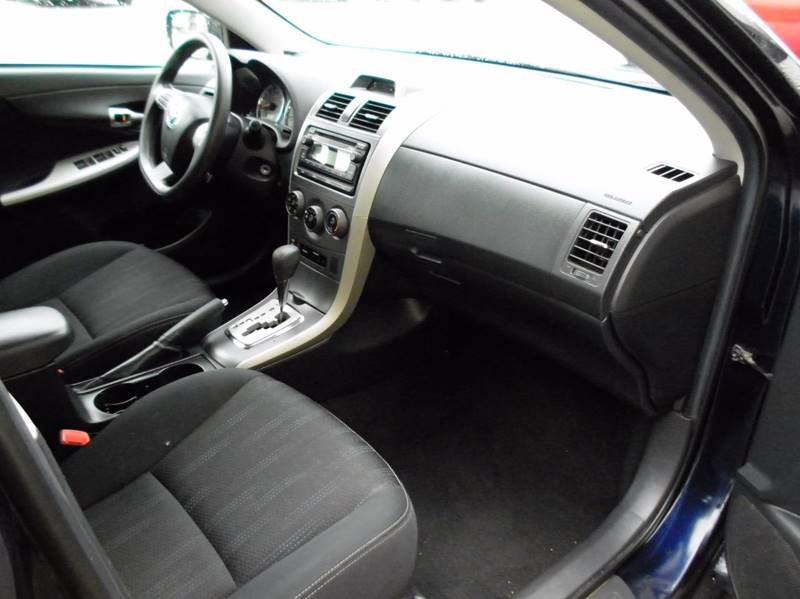 2012 Toyota Corolla for sale at BAILEY MOTORS INC in West Rutland VT