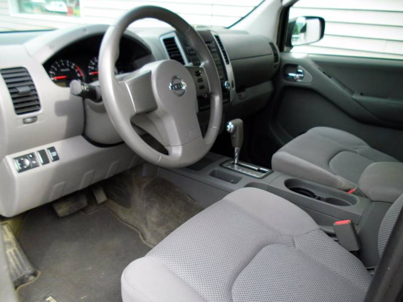 2010 Nissan Frontier for sale at BAILEY MOTORS INC in West Rutland VT