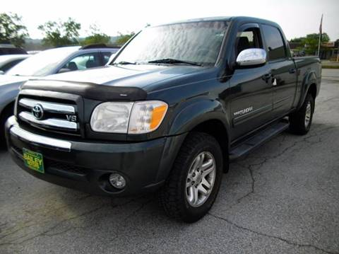 2005 Toyota Tundra for sale at BAILEY MOTORS INC in West Rutland VT