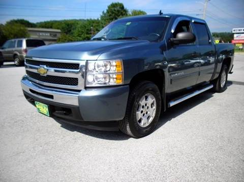 2010 Chevrolet Silverado 1500 for sale at BAILEY MOTORS INC in West Rutland VT