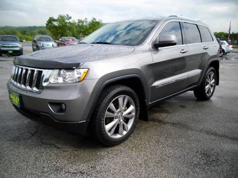 2013 Jeep Grand Cherokee for sale at BAILEY MOTORS INC in West Rutland VT