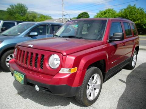 2012 Jeep Patriot for sale in West Rutland, VT