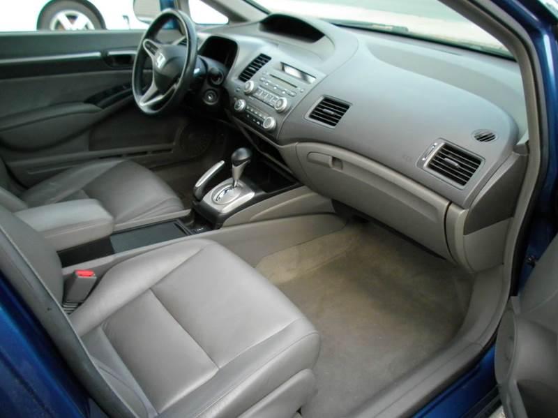 2010 Honda Civic for sale at BAILEY MOTORS INC in West Rutland VT