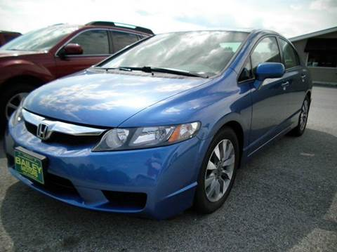 2010 Honda Civic for sale at BAILEY MOTORS INC in West Rutland VT